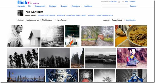 flickr-kontakte