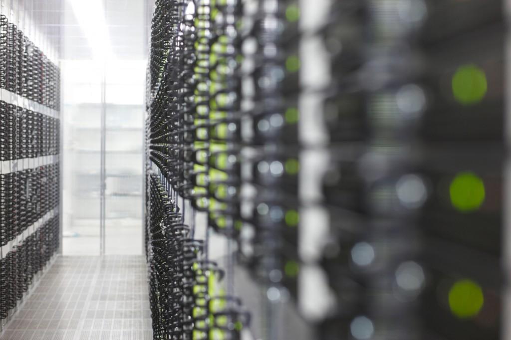 STRATO Server im Rechenzentrum Berlin